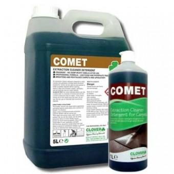 Comet tapijtreiniger concentraat 1l of 5l