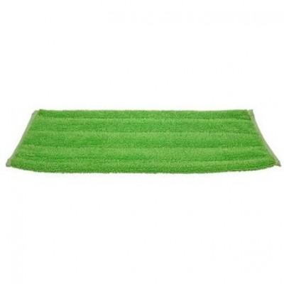 Vlak mop vloerdoeken hoog poll 40cm groen
